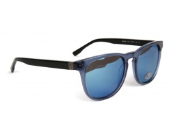 CRYSTAL BLU - gray blu mirror polarized