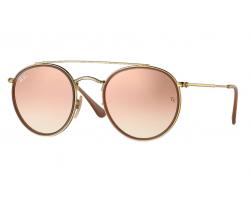 GOLD - gradient brown mirror pink