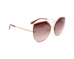 ANA HICKMANN AH3207 - GOLD/CHERRY