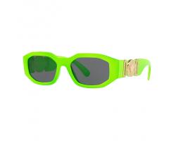 Fluo Acid Green/Grey