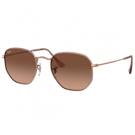 COPPER - pink gradient brown