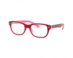 Ray Ban Junior RY1555 3761 Red on Pink