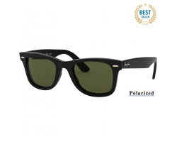 BLACK - green polarized