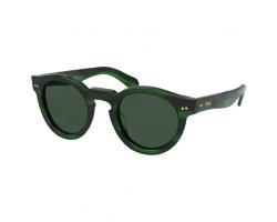 SHINY GREEN HAVANA - green